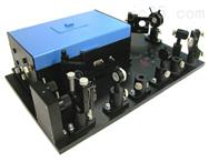 CW单频激光器的谐振倍频器
