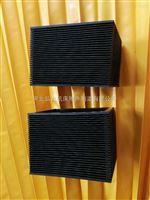 专业厂家生产无缝伸缩风琴导轨防护罩