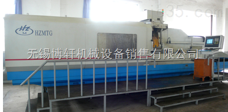 数控瓦楞辊磨床杭州机床厂有售
