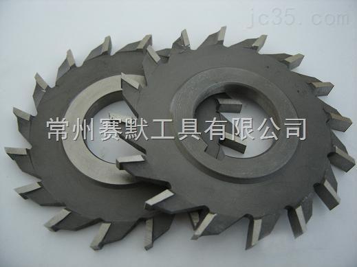 焊接三面刃刀具