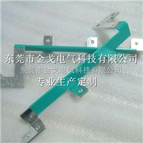 高低压电器连接铜排 异型绝缘涂层铜排