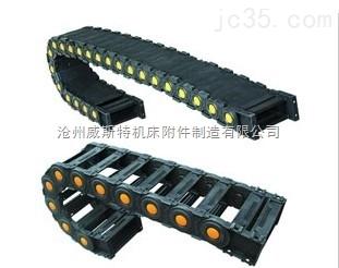桥式工程塑料拖链生产厂家