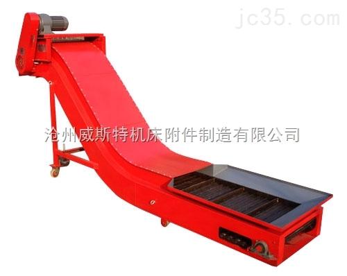 磁性式数控钻孔机床排屑机