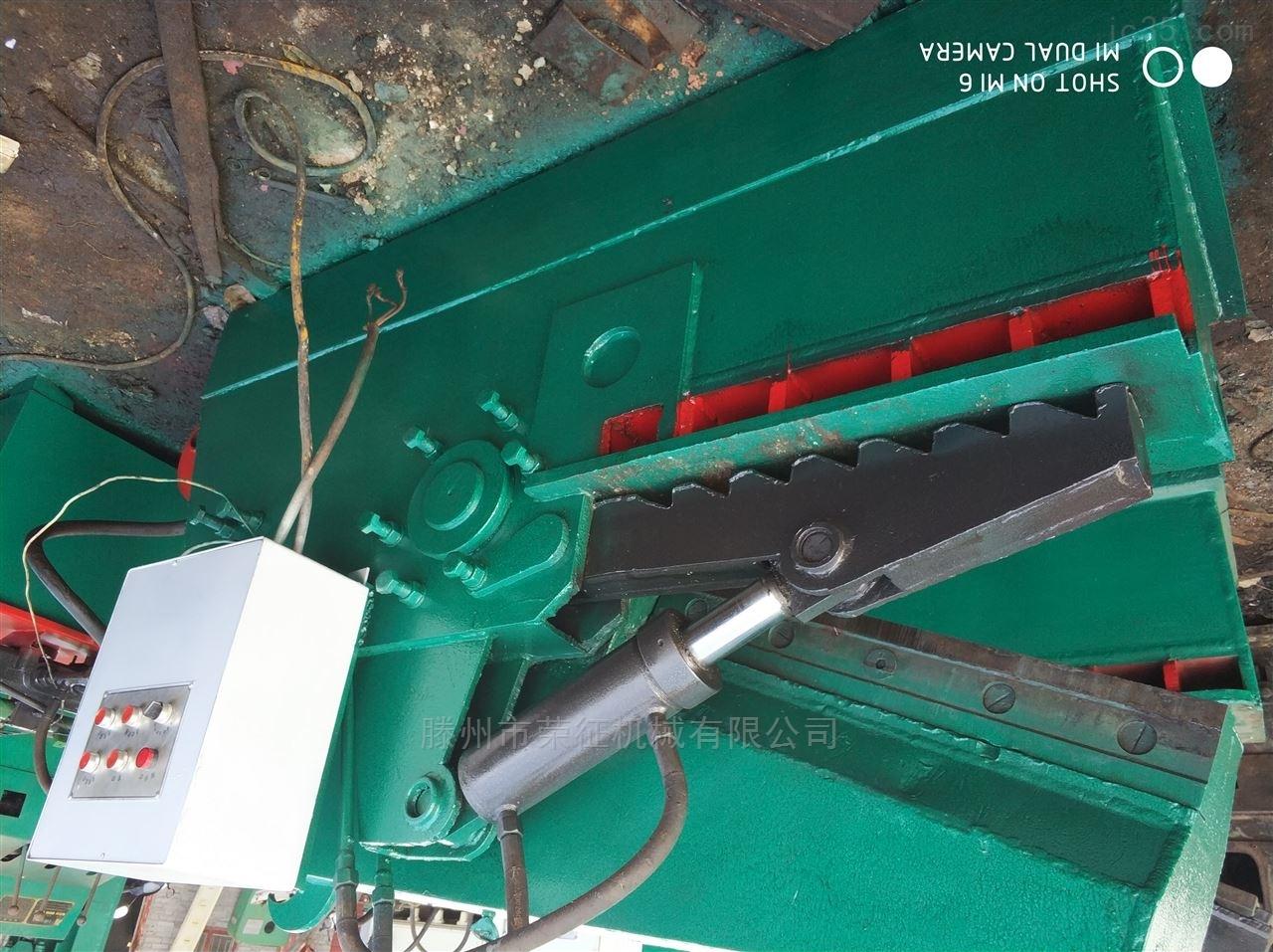 直销鳄鱼式剪切机_剪板机-滕州市荣征机械有限公司