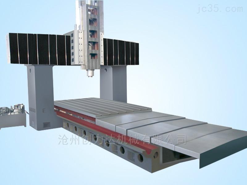 龙门镗铣床防护罩供应