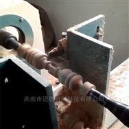 迈腾数控木工车床 双轴双刀双雕刻车床厂家