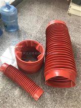 硅胶布圆形风机软连接厂家
