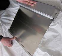 自动伸缩卷帘式机床导轨防护罩