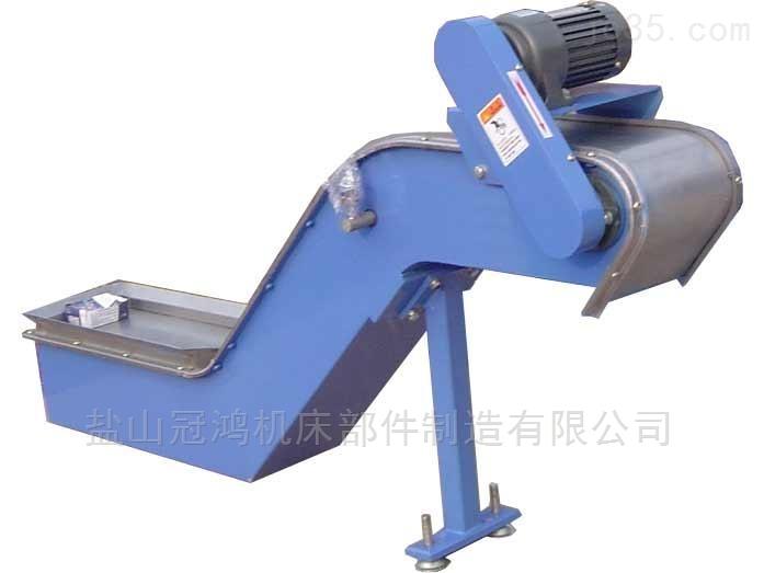 广州刮板式机床排屑机