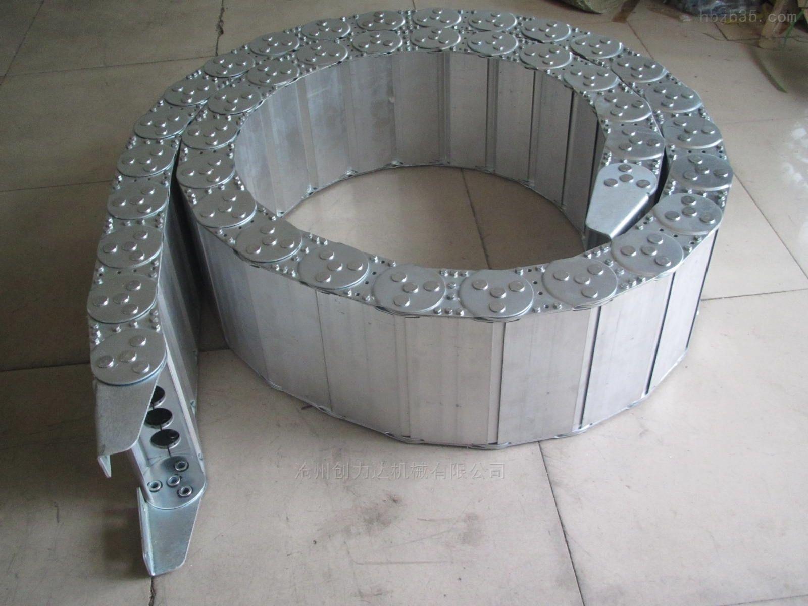 钢铝拖链厂家价格