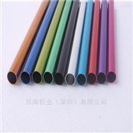 7x6mm环保圆铝管 2011铝管氧化,6060铝管材