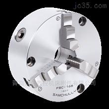 FSC标准前装固定三爪卡盘