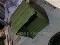 隧道绿色三防布螺旋风管