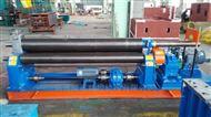 南通W11-6*2500三辊式实用小型机械卷板机