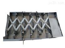 生产卧式机床钢板伸缩防护罩