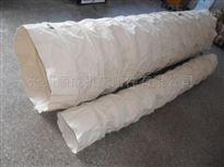 自定防尘防水水泥散装伸缩布袋
