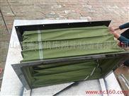通风帆布 耐高温防水软连接 金属软管