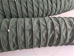自定河北工业除尘耐磨帆布软连接出售