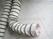 自定密封耐磨水泥帆布伸缩布袋厂家定制