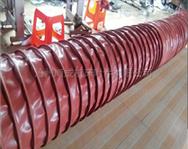 排烟系统耐磨帆布软连接