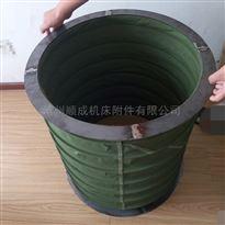 自定厂家定制防腐蚀织物伸缩节