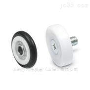 圆柱形传送导向滚轮