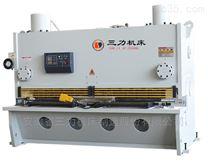 QC11K-6X4000液压闸式数控剪板机