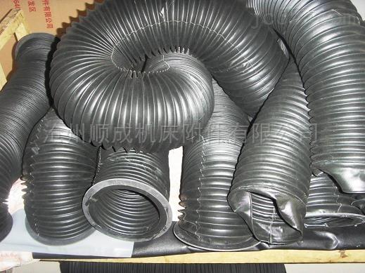 高弹性除尘伸缩油缸防护罩全新上市