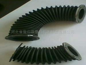 自定-防渗透防水防油丝杠防护罩