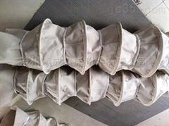 自定水泥散装机帆布伸缩布袋