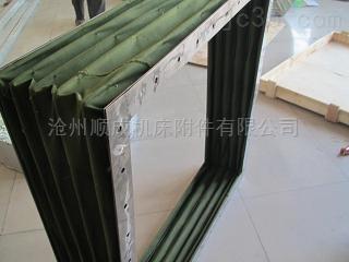 耐帆布抗老化通风高温风道口软连接制造厂