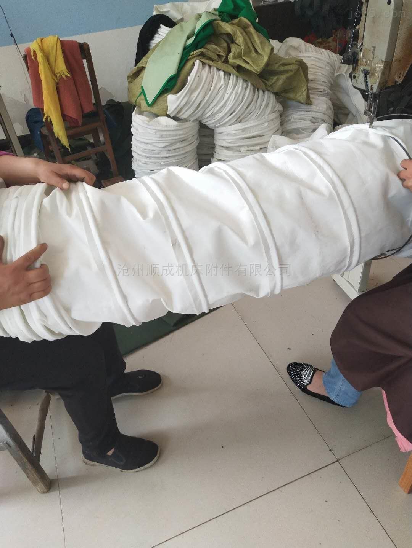 耐磨帆布水泥伸缩袋