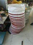 自定专业输送颗粒白色帆布水泥伸缩布袋制造厂家