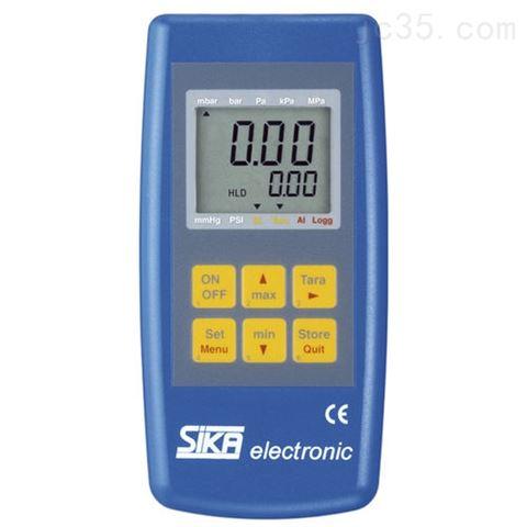 德国SIKA数字压力测量仪器