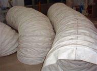 耐磨防尘帆布输送软连接