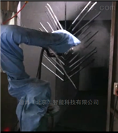 自动喷涂机器人多种案例生产研发基地