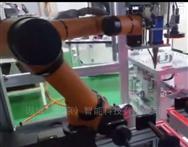 遨博AGV移动小车搭载i系列协作机械手