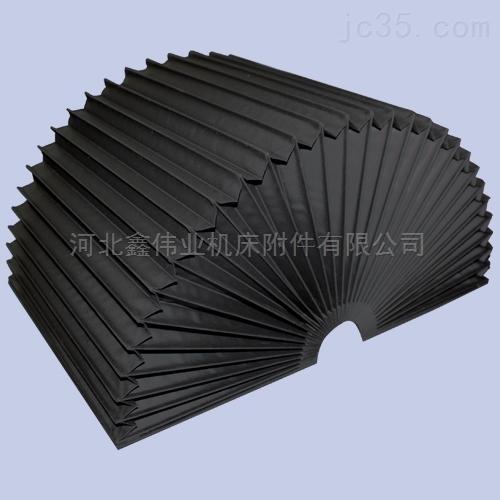 u型风琴防护罩优势