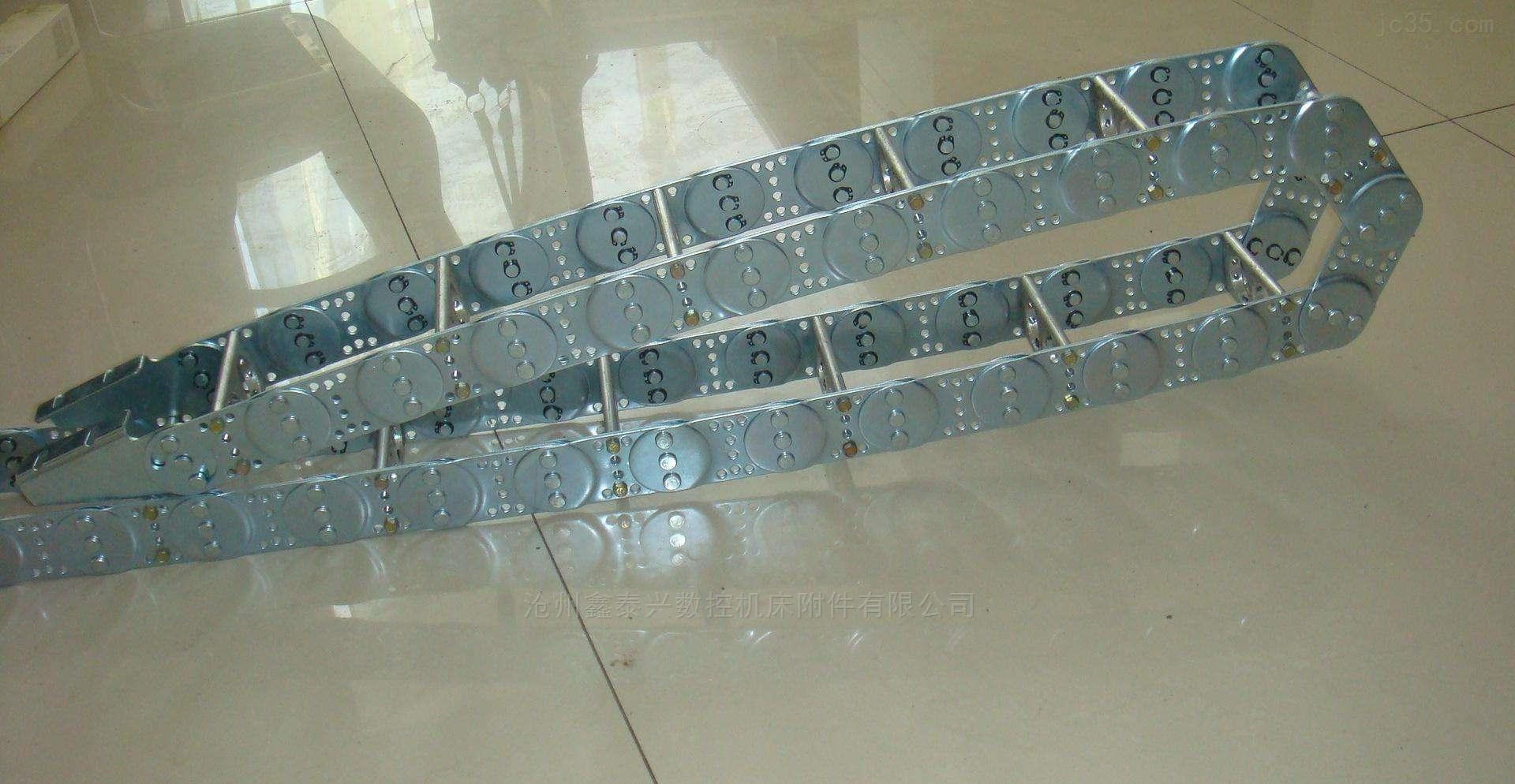 供应机床电缆能源钢铝拖链