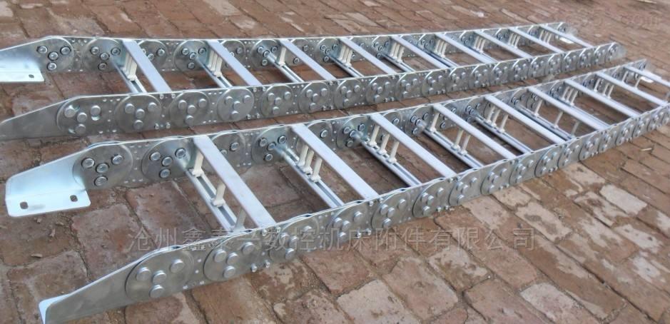 淄博退火炉专用钢制拖链