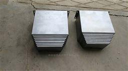 西安机床单轨钢板防护罩