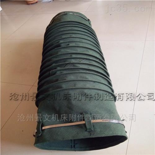 耐磨帆布颗粒输送软连接厂家低价批发