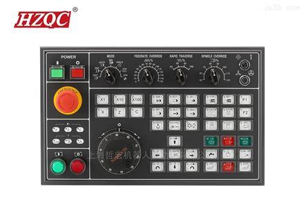 数控机床加工中心操作面板