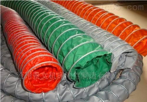 上海耐温通风软管的应用介绍