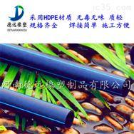 沁阳HDPE100级给水管生产厂家