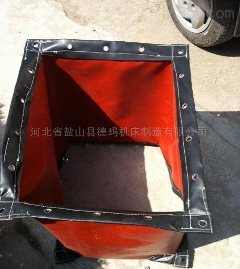 自定-方形铝箔高温软连接生产厂家