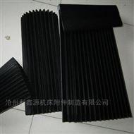 龙门铣床一字型耐磨防水风琴防护罩