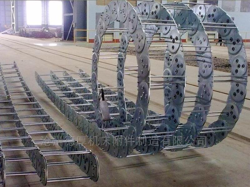 管坯锯穿线拖链