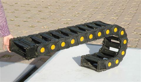铸造设备专用全封闭塑料拖链批发价