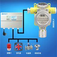 炼铁厂车间天然气气体报警器,无线监控